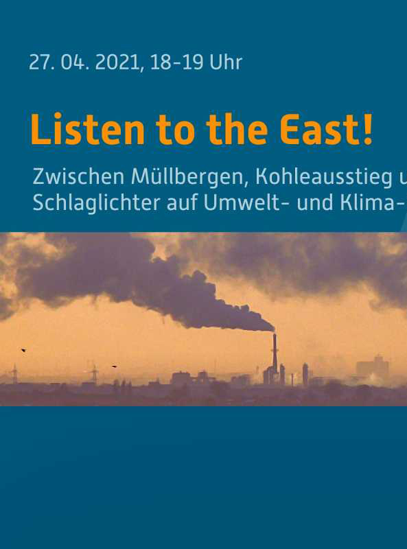 online gespräch listen to the east 27.04.2021